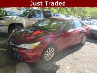 Camry... XLE... Sedan... 2.5 i4... 6-Speed Automatic...