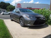 ONE OWNER!! 2016 TOYOTA CAMRY XSE!! TOYOTA CERTIFIED 7