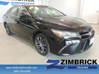 Options:  2016 Toyota Camry 4Dr Sdn I4 Auto Xse