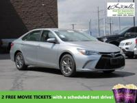 CarFax 1-Owner, This 2016 Toyota Camry will sell fast