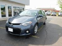 New Price! Gray 2016 Toyota Corolla L FWD 6-Speed