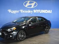 Introducing the 2016 Toyota Corolla! An awesome price