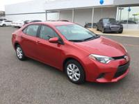 2016 Toyota Corolla, with less than 4k miles, pretty