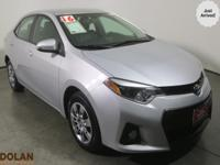 Introducing the 2016 Toyota Corolla! Unique in its