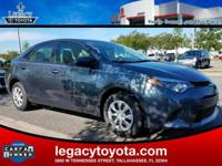 Clean CARFAX. 36/27 Highway/City MPG 2016 Toyota