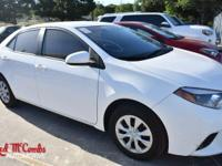 Check out this 2016 Toyota Corolla L. Its Manual