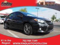 CARFAX 1-Owner, ONLY 15,236 Miles! LE Plus trim.