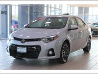 Options:  2016 Toyota Corolla Visit Integrity Auto