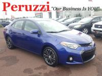 CARFAX One-Owner. Clean CARFAX. Blue 2016 Toyota