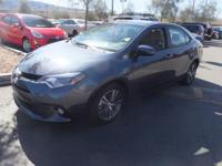 Toyota Certified, CARFAX 1-Owner, LOW MILES - 8,310!