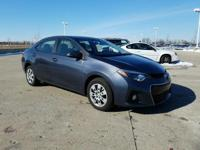 Recent Arrival! Clean CARFAX. 2016 Toyota Corolla S