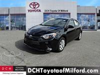 Toyota Certified, CARFAX 1-Owner, GREAT MILES 15,156!