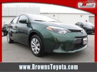 Contact Brown's Toyota of Glen Burnie today for
