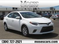 New Price! 2016 Toyota Corolla LE 4-Speed Automatic FWD