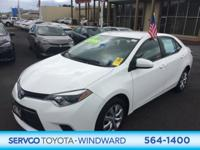 Contact Servco Toyota Windward today for information on