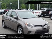 Toyota Certified, CARFAX 1-Owner, Extra Clean, GREAT