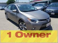 CARFAX One-Owner. Clean CARFAX. Brown 2016 Toyota