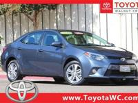 Toyota Certified, One Owner, Standard Equipment