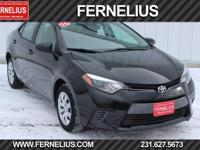 This outstanding example of a 2016 Toyota Corolla LE is