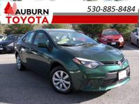 BACKUP CAMERA, CRUISE CONTROL, LOW MILEAGE! This 2016