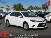New Arrival! MULTI INSPECTION!! This 2016 Toyota