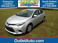Looking for a clean, well-cared for 2016 Toyota