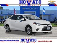 Your satisfaction is our business! The Novato Chevrolet