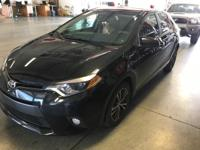 This outstanding example of a 2016 Toyota Corolla LE