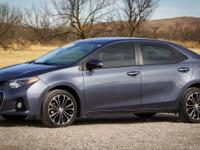 Look at this 2016 Toyota Corolla . Its transmission and