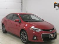 Check out this gently-used 2016 Toyota Corolla we