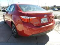 REDUCED FROM $17,991! CARFAX 1-Owner, Toyota Certified,