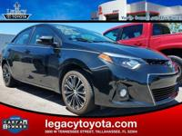 Clean CARFAX. 37/29 Highway/City MPG 2016 Toyota