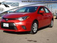 You can find this 2016 Toyota Corolla LE and many