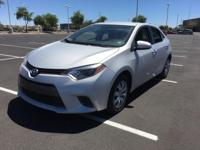 This 2016 Toyota Corolla is a real winner with features