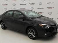 *TOYOTA FACTORY CERTIFIED*, ONE OWNER !!, JUST ARRIVED,