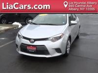 2016 Toyota Corolla LE, !!!ONE OWNER-CLEAN CAR FAX!!!,