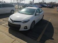 We are excited to offer this 2016 Toyota Corolla. This
