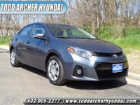 **1-Owner with Active Warranty, Clean Carfax & Title!!