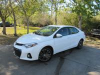 Options:  2016 Toyota Corolla S|This 2016 Toyota