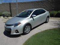 This gas-saving Corolla will get you where you need to