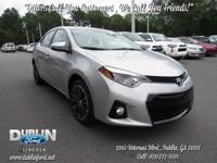 2016 Toyota Corolla S Recent Arrival! *BLUETOOTH MP3*,