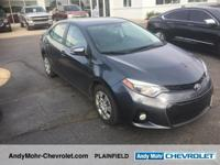Toyota Corolla  Clean CARFAX. CARFAX One-Owner.