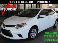 ** COROLLA LE ** ONLY 10K MILES ** AUTOMATIC ** 1 OWNER
