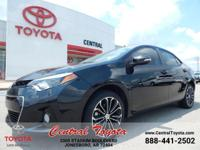 **TOYOTA CERTIFIED** LE PLUS! ONE OWNER! CLEAN CARFAX!