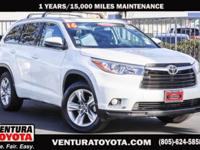 CARFAX 1-Owner, Toyota Certified, Extra Clean. REDUCED