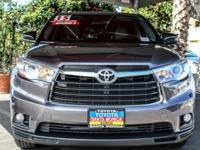 CARFAX 1-Owner, Toyota Certified, ONLY 16,740 Miles!