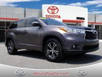CARFAX 1-Owner, Very Nice, Toyota Certified. FUEL