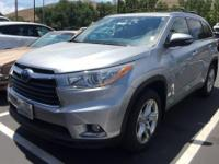 Come see this certified 2016 Toyota Highlander Hybrid