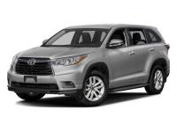 Options:  2016 Toyota Highlander Le V6| Additional
