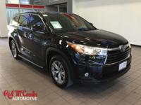 Sturdy and dependable, this Used 2016 Toyota Highlander
